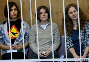 Russie : Les « Pussy Riot » clament leur innocence