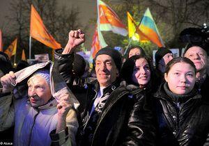 Russie : manifestations anti-Poutine sans précédent