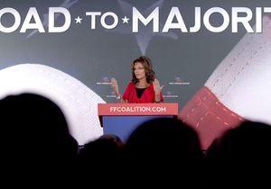 Sarah Palin : « Laissons Allah s'occuper » de la Syrie