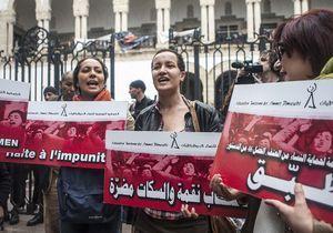 Sept ans de prison pour les violeurs de la Tunisienne Meriem