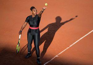 Serena Williams : la réponse parfaite de Nike à son interdiction de porter sa combinaison à Roland-Garros