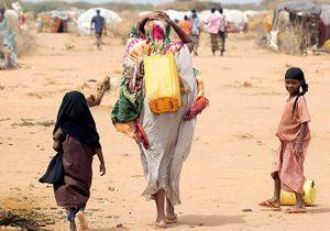 Somalie : les femmes victimes de viols en fuyant la famine