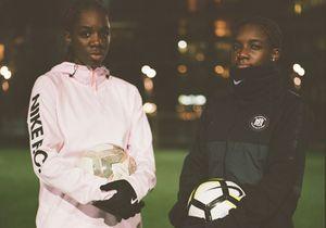 « Spit Fire, Dream Higher » : découvrez ces jeunes filles inspirantes qui font du foot