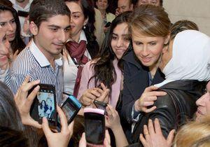 Syrie : Asma al-Assad fait une apparition publique