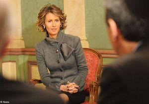 Syrie : le site officiel d'Asma Al-Assad piraté
