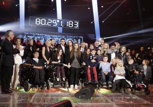 Téléthon : 80 millions d'euros récoltés