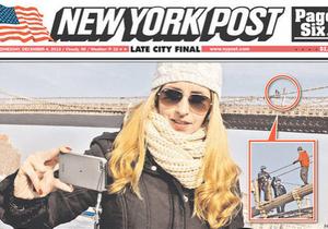 Tentative de suicide: le selfie polémique aux US