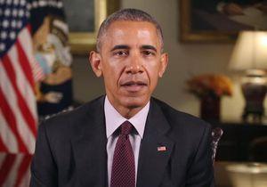Thanksgiving : le discours d'espoir de Barack Obama avant son départ