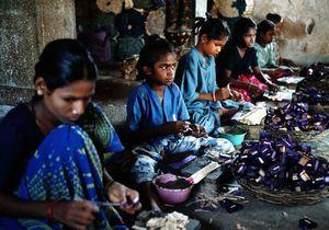 Travail des enfants : les filles principales victimes