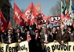 Trois millions de manifestants selon la CGT