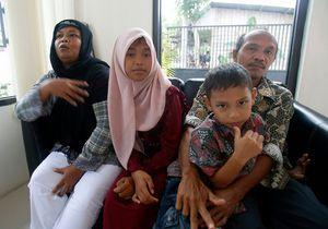 Tsunami de 2004 :dix jours après leur fille, ils retrouvent leur fils disparu