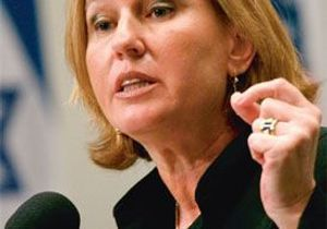 Tzipi Livni, future premier ministre d'Israël ?