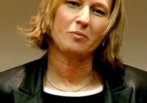 Tzipi Livni prend la tête du parti Kadima