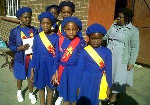 Un dimanche à Soweto, en Afrique du Sud