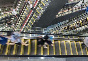 Un escalier roulant mortel à Montréal