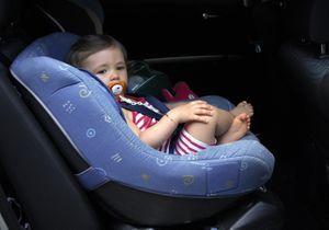 Une alarme pour ne plus oublier les bébés dans la voiture