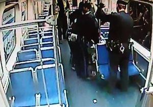 Une Américaine accouche dans le métro le jour de Noël