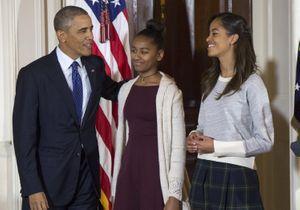 Une attachée de presse critique les tenues des filles Obama