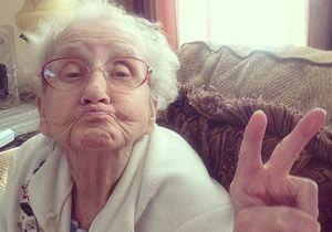 Une grand-mère atteinte d'un cancer devient la star d'Instagram