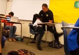 USA : la vidéo de l'arrestation violente d'une lycéenne choque le Web