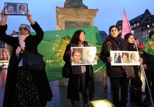 Val d'Oise : hommage aux femmes kurdes assassinées