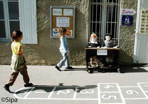 Val-d'Oise : ligotée et étranglée dans la cour de récré