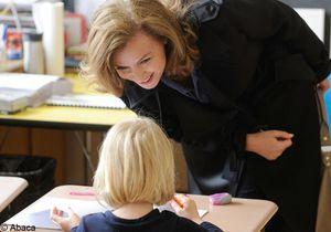 Valérie Trierweiler, ambassadrice de l'égalité des chances?