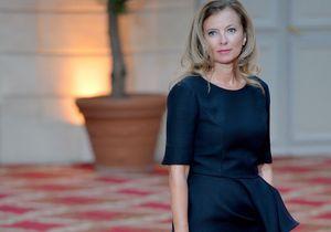Valérie Trierweiler, cette semaine dans ELLE