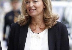 Valérie Trierweiler : sa biographie sort en octobre
