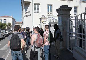 Viol dans un lycée de La Rochelle, sur la piste d'un agresseur extérieur