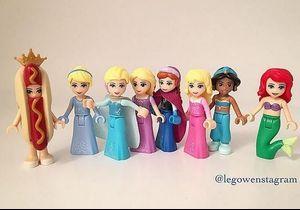 Vous allez adorer la « princesse hot-dog » !