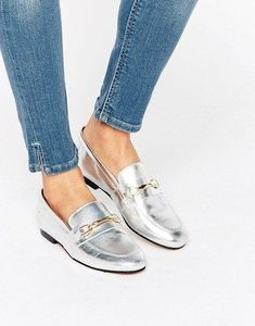 ASOS - MOVEMENT - Mocassins en cuir