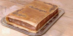 le gâteau charlemagne Meilleur Pâtissier