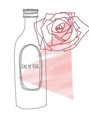 Pourquoi l'eau de rose est-il le secret beauté des jolis teints ?