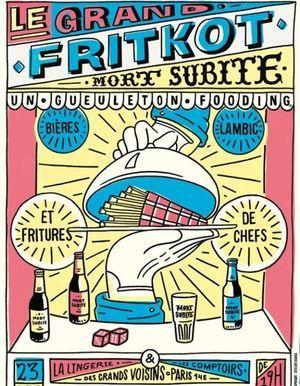 Et si la friture était la nouvelle tendance food ?