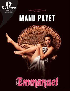 Manu Payet : « J'assume d'être parfois un gros macho »