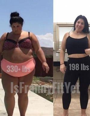 Elle doit son importante perte de poids à une astuce toute simple