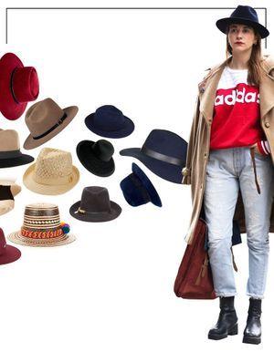 Les 20 chapeaux qu'il nous faut !