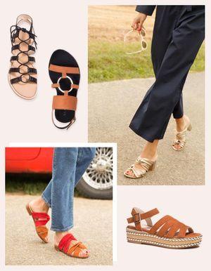 New In ELLE Store : ces chaussures qu'on portera tout l'été