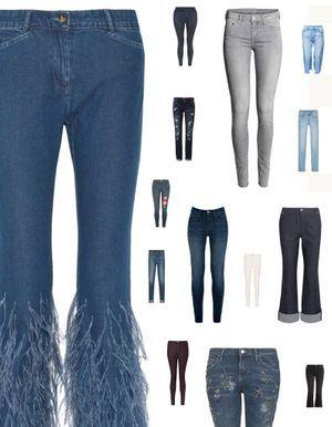Tendance jeans : trouvez celui qui vous va