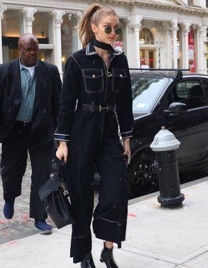 10 astuces mode qu'on pique à Gigi Hadid