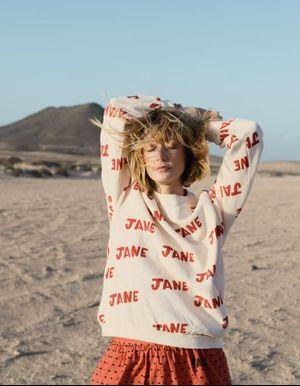 #ELLEfashioncrush : le sweat Jane de Bobo Choses