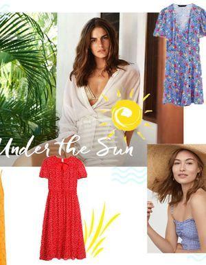 Voici les 30 plus belles robes de l'été repérées chez H&M, Zara et Mango