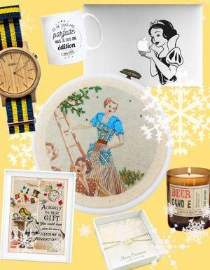 25 cadeaux faits main (et vraiment cool) dénichés sur le Web