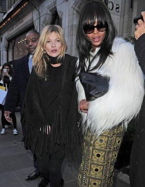 La déclaration d'amour de Naomi Campbell à Kate Moss