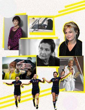 Société : l'année 2017 pour les femmes