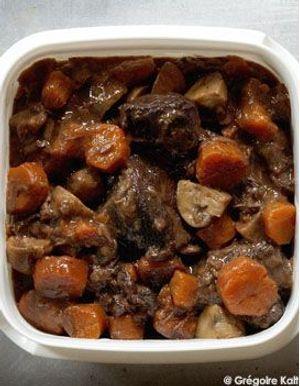 Sp cialit s bourguignonnes cuisiner comme en bourgogne - Cuisiner le boeuf bourguignon ...