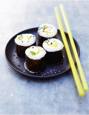 Recettes de sushis