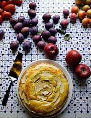 Recettes de gâteaux aux fruits