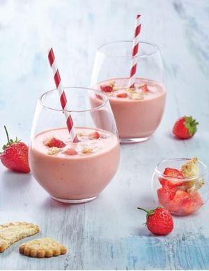 Recettes de milkshakes